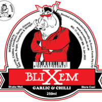 Blixem Sauce - Garlic & Chilli - 250ml