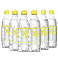 Pura Soda Lemon & Elderflower - 6 x 500ml
