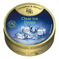 Cavendish & Harvey Drops - Clear Ice Mint 200g