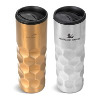 Travel Cup (Silver, Copper) 500ml