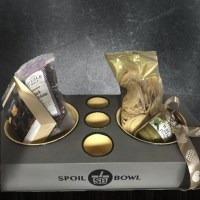 Spoil Bowl filled with snacks - Small