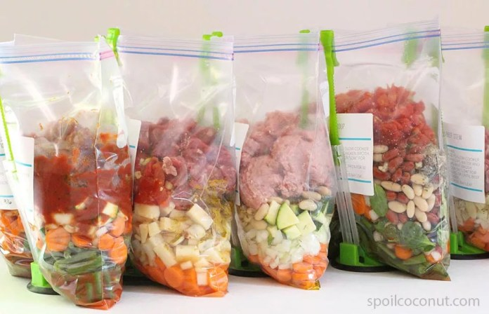 Rules Of Food Keep In Freeze