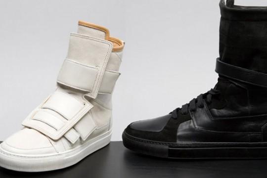Kris-Van-Assche-Fall-2009-High-Top-Sneakers-00-540x360