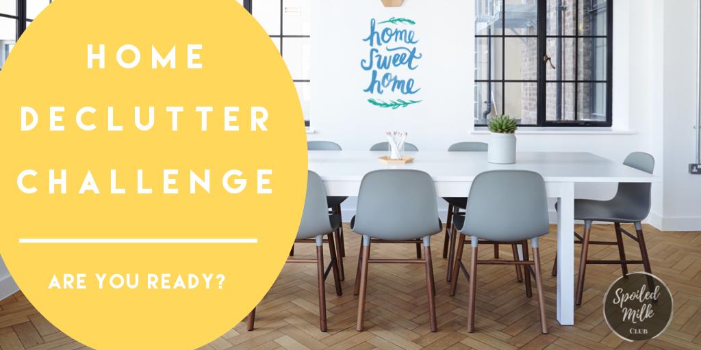 Spring Declutter Challenge