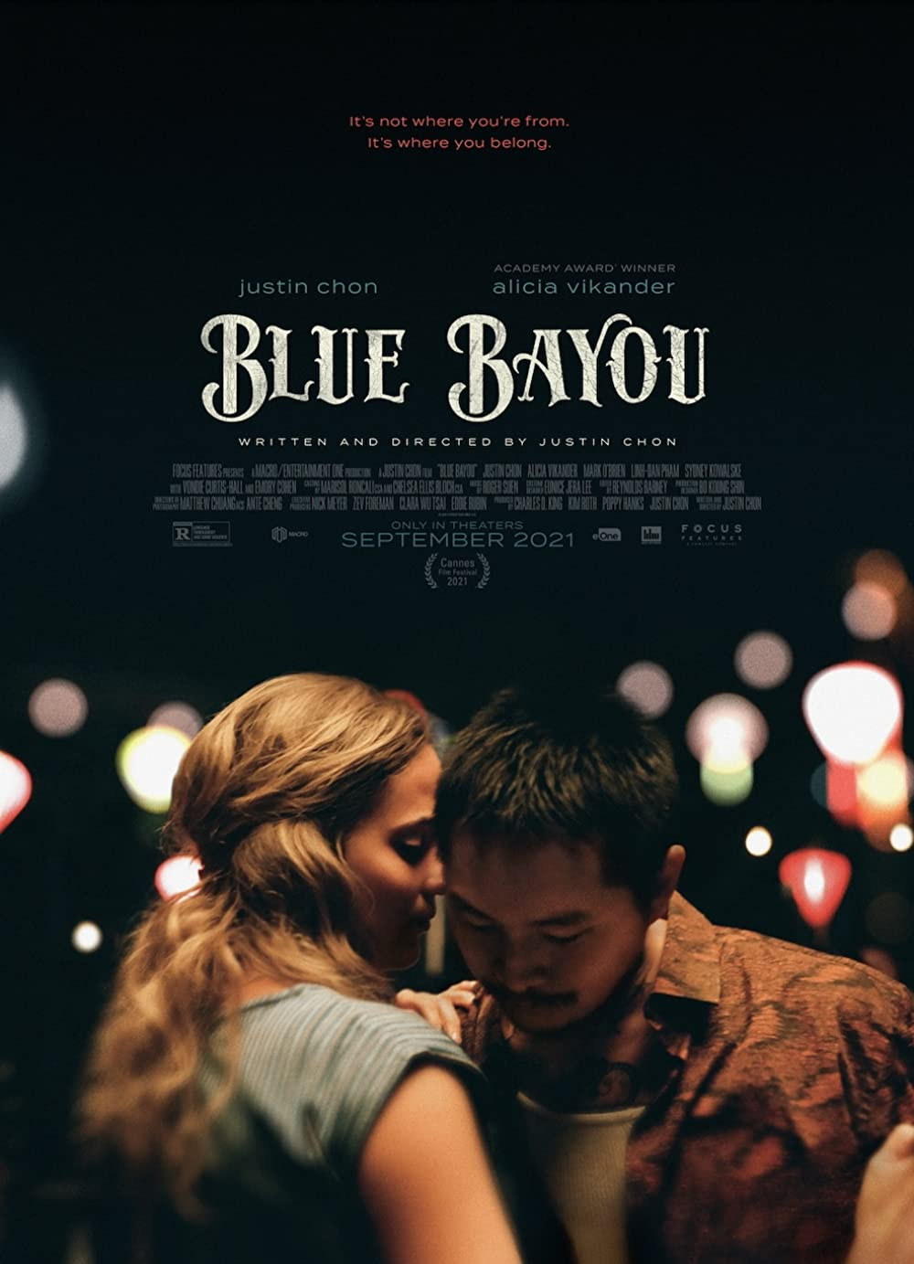 BLUE BAYOU 😊