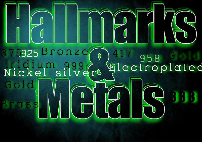Hallmarks and Metals