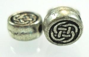 Celtic knot beads