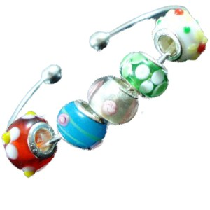 Large holed beads