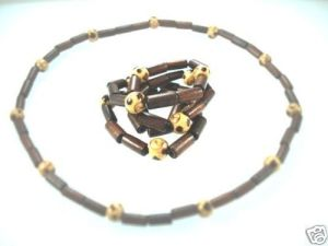 NEW-MENS-WOMENS-BEADED-WOOD-COCO-SURF-WOODEN-NECKLACE-400091507689-2
