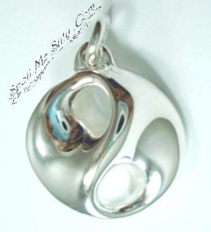 STERLING-SILVER-925-ELECTROFORMED-PENDANT-NECKLACE-NEW-400116438563