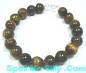 Sterling-Silver-Tiger-Eye-Gem-Stone-Bangle-Bracelet-New-400176020997-3
