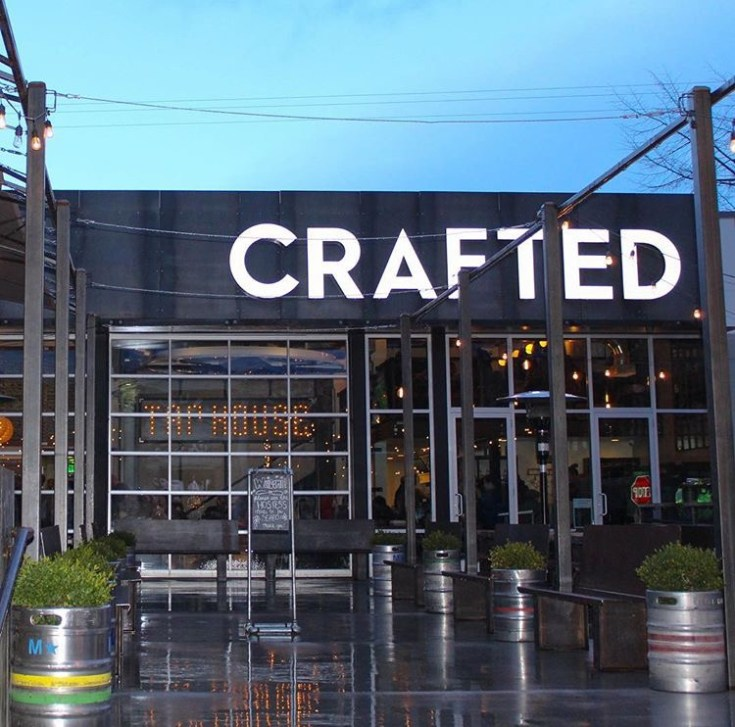 CRAFTED TAPHOUSE