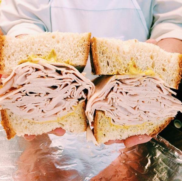 domini sandwich