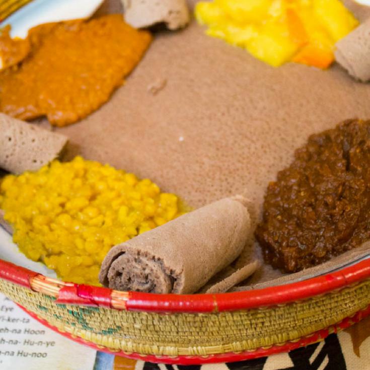 QUEEN OF SHEBA ETHIOPIAN CUISINE