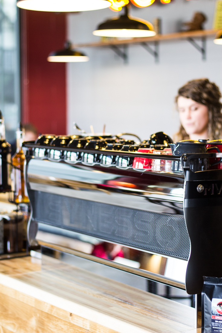 Coffee Shop Spokane