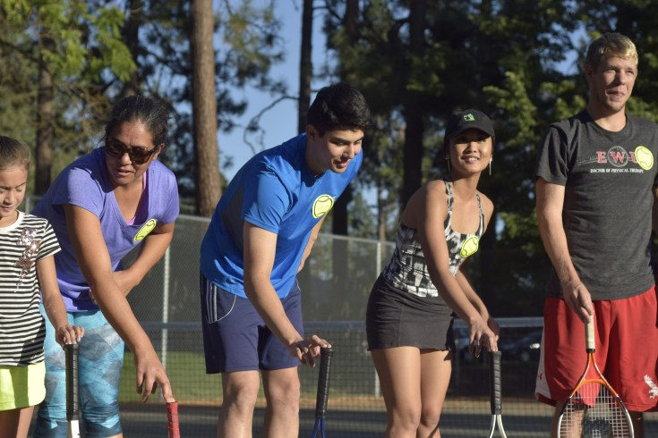 Free Tennis Clinic - Spokane