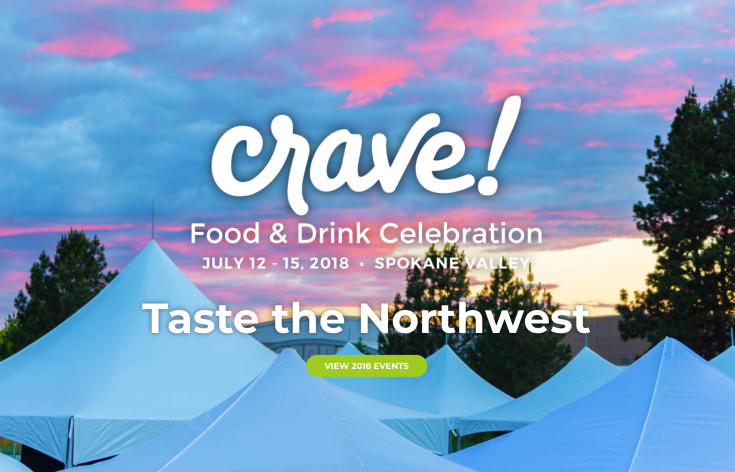 CRAVE NW: THE FOOD & DRINK CELEBRATION 2018