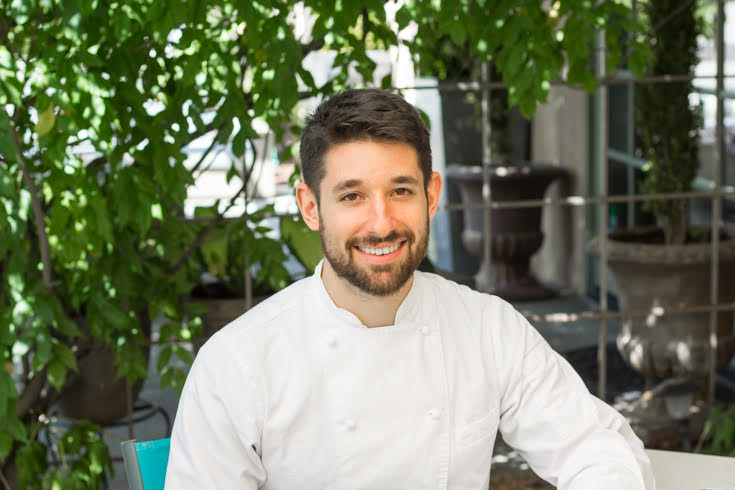 MEET THE CHEF CREATING PASTRY PERFECTION AT LUNA RESTAURANT