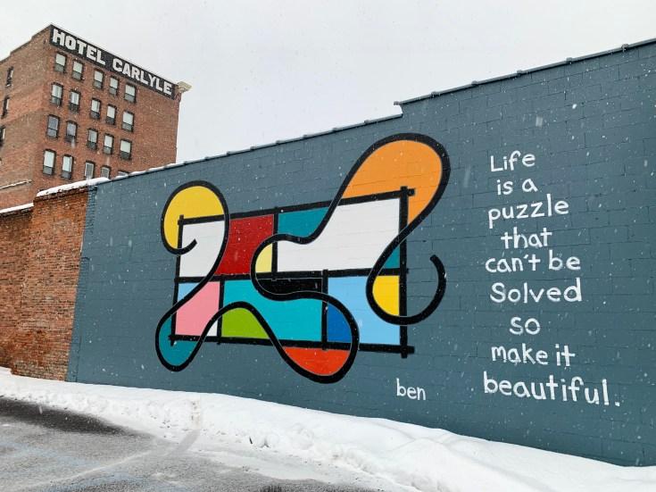 "MEET BEN JOYCE – SPOKANE ARTIST ""PAINTER OF PLACE"""