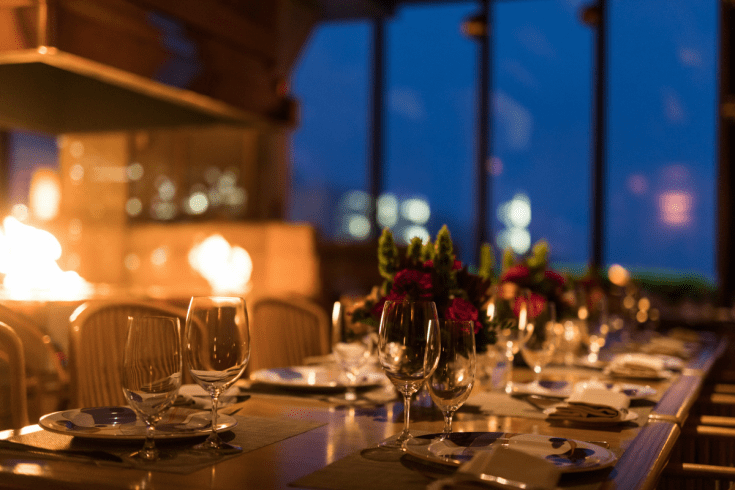 6 GREAT RESTAURANTS TO HOST YOUR NEXT PARTY OR SPECIAL EVENT