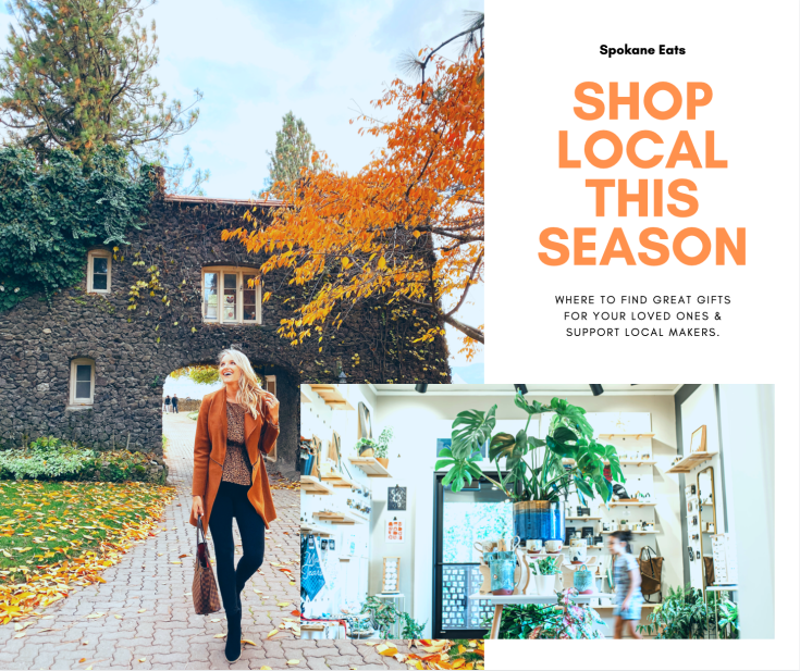 WHERE TO SHOP LOCAL THIS HOLIDAY SEASON