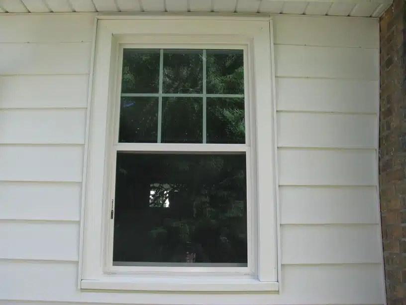 vinyl window replacement in Spokane