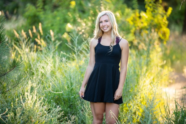 Best location for senior photos in Spokane, WA