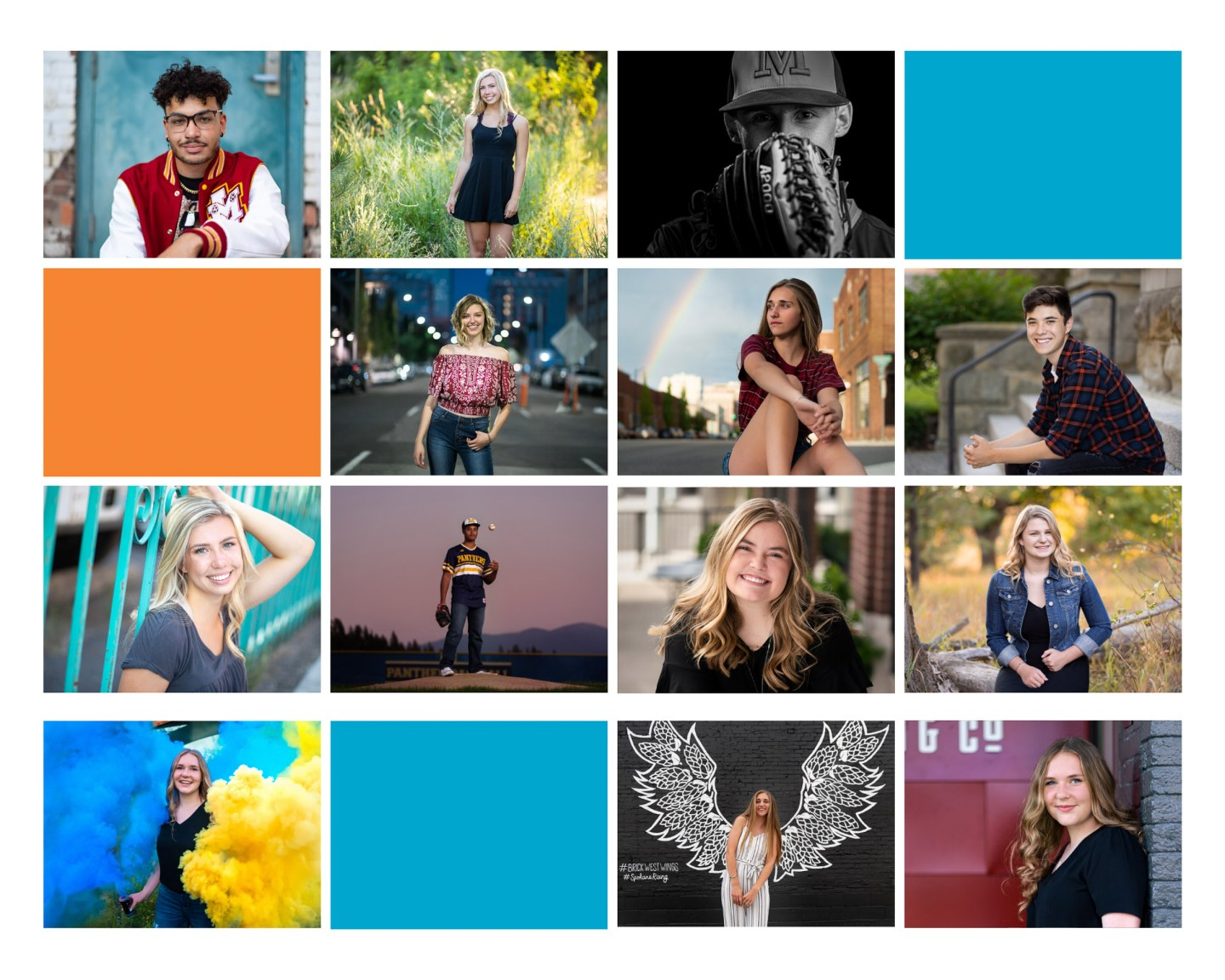 Senior Portrait Pricing Spokane
