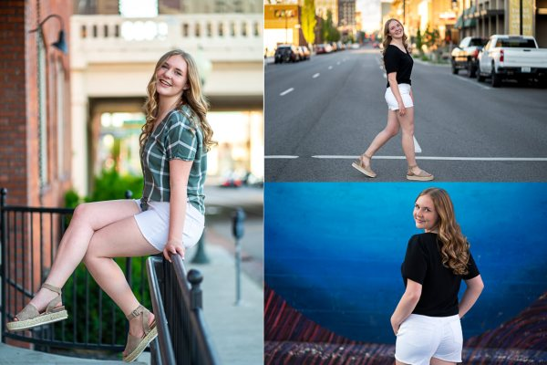 senior photo photographer Spokane, WA