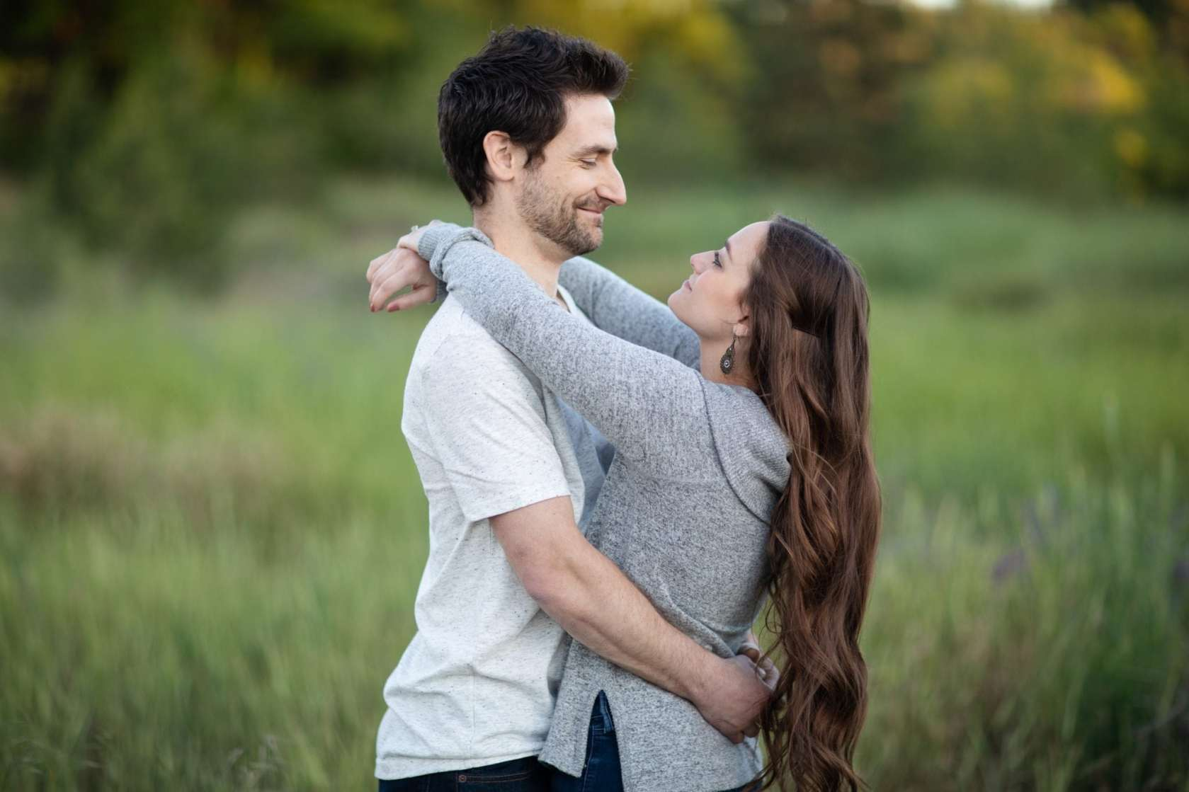 engagement photography in Spokane Area