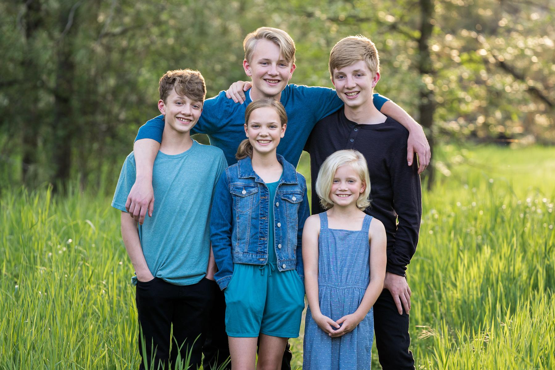 Spokane Photography family
