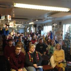 January Coffee Talk, 2014