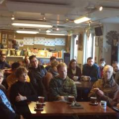 December Coffee Talk/Tracy Simmons