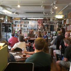 July Coffee Talk/Lucas Thayer