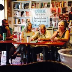 August Coffee Talk panelists discuss Wisdom