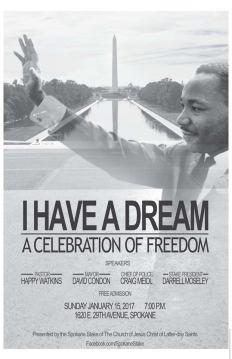 I Have a Dream - A Celebration of Freedom @ Spokane Stake LDS Stake Center | Spokane | Washington | United States