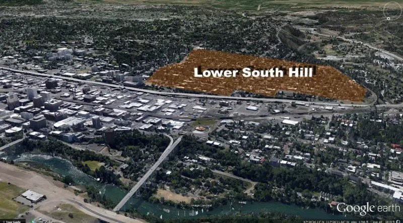 Lower South Hill, Spokane