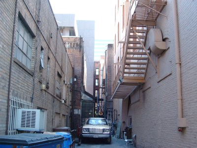 Back-Alley Spokane