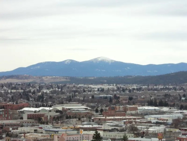 Mt. Spokane