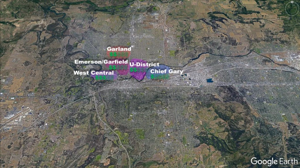 Spokane's Best Investment Neighborhoods