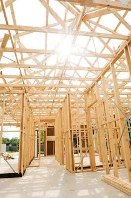 pole building vs stick frame, pole frame construction