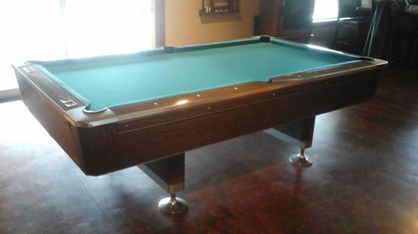 Solo 174 Spokane Fischer Questor Pool Table 77