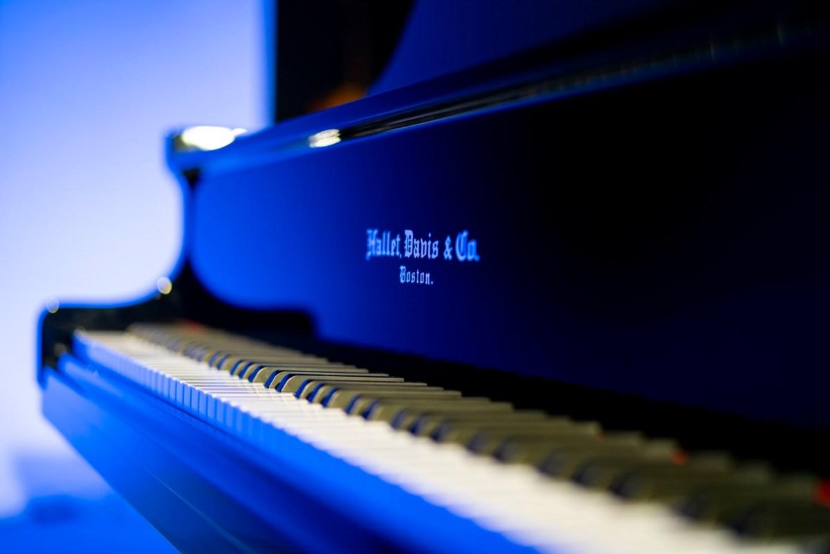 Grand Piano Studio Recording in Spokane
