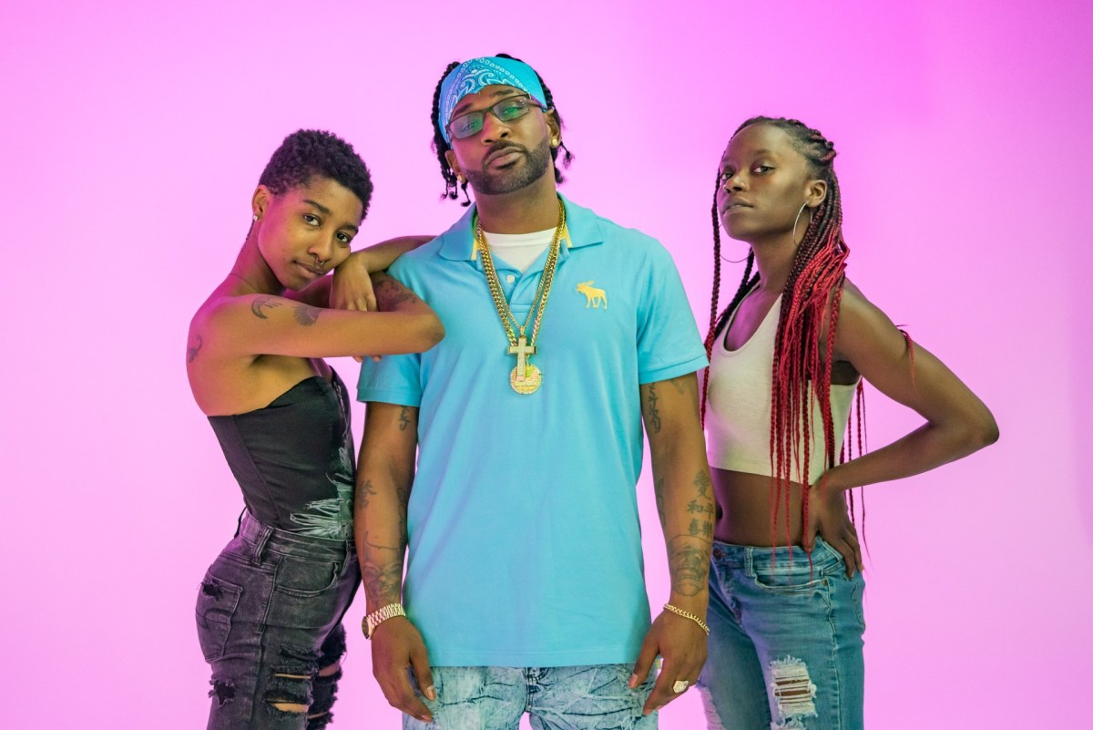 Young West the Showstopper - Rubber Bands Music Video