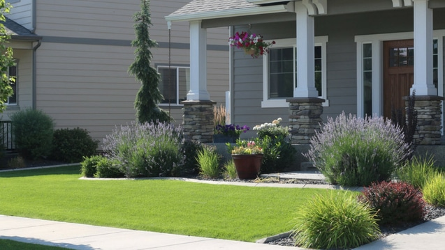 Lawn Treatments Spokane