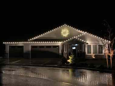 Christmas Light Installation 3
