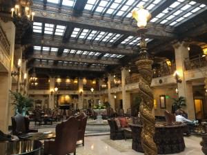 davenport historic lobby