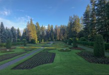 things to do in spokane manito park