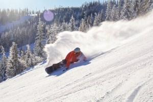 Winter Ski Resorts Spokane Area