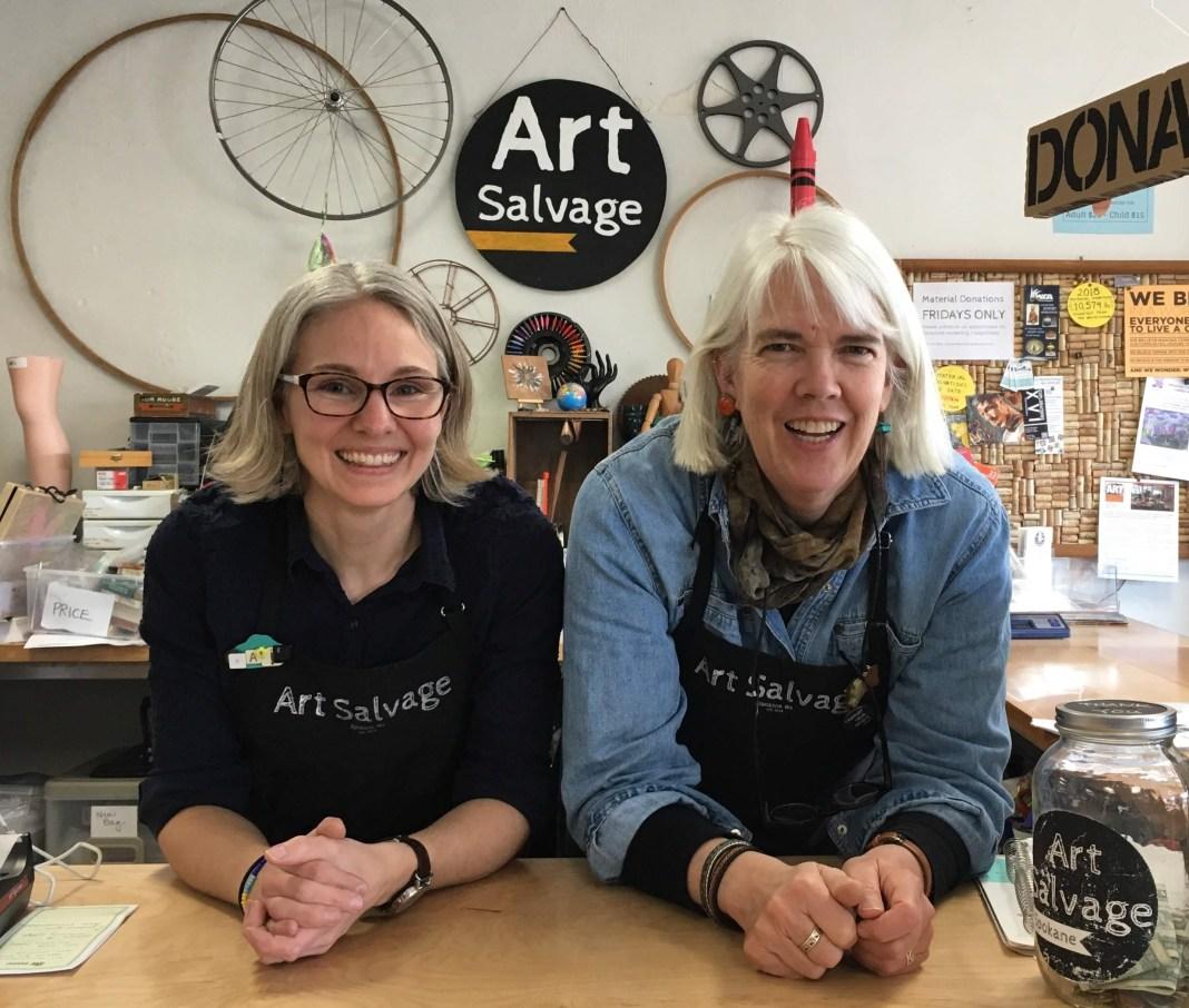 Art Salvage Spokane